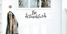 Be Thankful Decal: Fall Leaves Decals, Autumn Decal, Leaves Decal, Thanksgiving Decal, Decals for Women, Holiday Decals, Halloween Decals Wall Colors, Autumn Leaves, Hot Pink, Viking Designs, Scary Decorations, Thankful, Viking Symbols, Holiday Festival, Black Flats