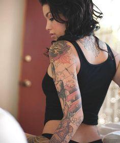 Rocks tattoos