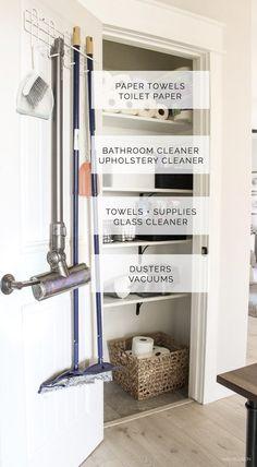 100 Utility Closet Ideas Utility Closet Cleaning Closet Home Organization
