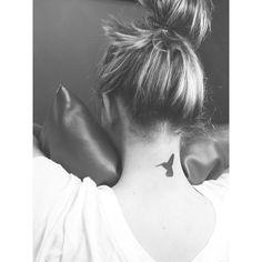 I love my hummingbird tattoo.