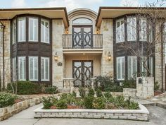 6810 Airline Road, University Park, TX - $1,099,900, 4 Beds, 3 Baths. Westminster Place Mediterranean-Modern style home is walking distance to SMU campus and Snider Plaza; detached guest quarters above garage. Dramatic interior with strong lines and a central architectural style staircase. Living room has double story windows that adjoin atrium windows above it. Kitchen with newly installed SS appliances opens to...