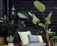 Jungle Vibes - Inside Outdoor Inspiration #interiordesign #blogpost #blogger #homedecor #diy #trend #fashion