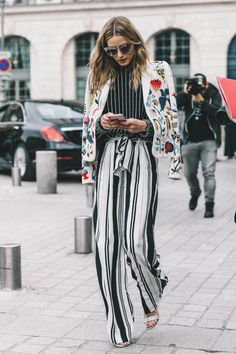 Embroidered jackets are a lot more versatile then you think. Not only are they a great option for cooler summer days, but they're also an easy way to add an extra dimension to an otherwise simple outfit. Here are three looks to inspire you to style your embroidered jacket, and be sure to check out our favourite shopping picks at the end of the post.