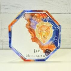 Our 'Written in the Stars' collection of zodiac stamps include zodiac symbols in a really cool geometric design, star constellations, and character traits Leo Zodiac, Zodiac Signs, Geometric Lion, Image Stamp, Star Constellations, Zodiac Symbols, Birthday Cards, Stencils, Stamps