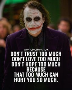 ideas funny quotes and sayings for men good advice Joker Love Quotes, Joker Qoutes, Psycho Quotes, Apj Quotes, Hurt Quotes, Badass Quotes, Funny Quotes, Life Quotes, Inspirational Quotes About Success