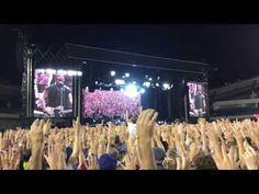 Born to Run + Seven Days to Rock Ullevi 23 juli 2016