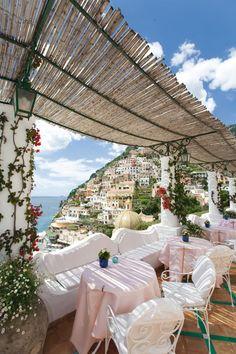Hoteles fuera de la ciudad del mundo: Le Sireneuse (Costa Amalfitana, Italia)