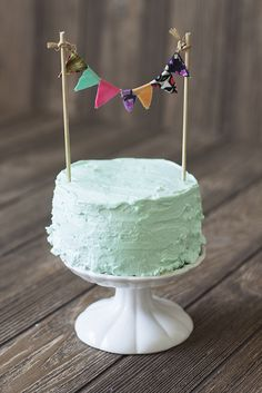Doable DIY: Wedding Cake Toppers | Truly Engaging Wedding Blog