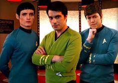 Star Trek - New Voyages - Phase II