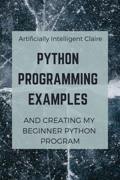 Programming python for data science is a great way into the field. But where do you learn python? These 5 free resources will get you started and have fun. Python Programming, Computer Programming, Computer Science, Learn Programming, Programming Languages, Computer Coding, Computer Help, Hello Computer, Computer Hacking