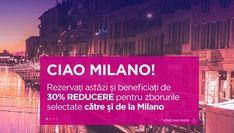 Promoție Wizz Air: 30% reducere pentru zborurile din si spre Milano 30th, Broadway Shows, Dortmund