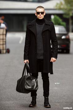 All in Black