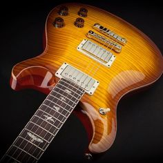PRS 594 in the most popular 594 colour McCarty Sunburst!