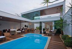 Arquiteto Flavio Osamu  arquitetura brasileira / estrutura metálica
