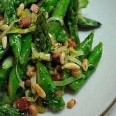 Absurdly Addictive Asparagus from Food52