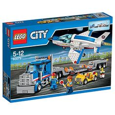 LEGO® City Space Port Training Jet Transporter 60079 – Target Australia