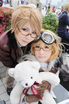 America and Canada, Axis Powers Hetalia | KAGOME on Cure  HNNNNG SO KAWAIIII! America and Canada ((Hetalia Aph))