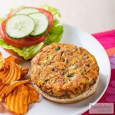 Veggie-Lentil Burgers: A great way to see savings in your grocery bill is to work in some inexpensive dinners that feature cheaper proteins. By including just one in your weekly rotation -- like these tasty lentil burgers -- you can create a meal that satisfies both your family and your budget.
