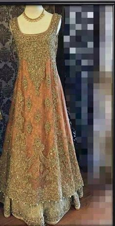 Wedding gowns indian anarkali ux ui designer 67 Ideas for 2019 Walima Dress, Pakistani Wedding Dresses, Pakistani Outfits, Indian Dresses, Indian Outfits, Wedding Gowns, Pakistani Couture, Saree Wedding, Pretty Dresses