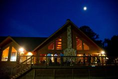 Boulder Ridge, wedding venue at Liberty Mountain Resort.