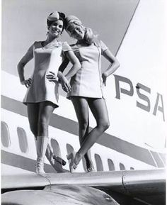 1960s | What Flying Was Like In The 1960s