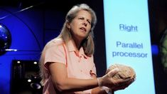 Jill Bolte Taylor got a research opportunity few brain scientists would wish for: She had a massive stroke, and watched as her brain functions -- motion, speech, self-awareness -- shut down one by one. An astonishing story.