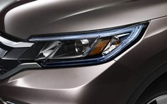 Exterior Photo of 2015 Honda CR-V