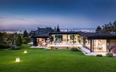 I/O Architects design a garden-oriented home in Bulgaria |...