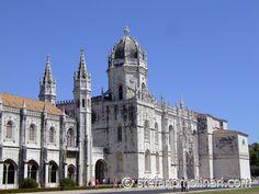 Mosteiro Dos Jeronimos. Lisbon, Portugal. 2010.