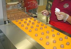 Chocolate factory tour in Houston at Kegg's Candies.  Must have a group of 10 or more and register in advance. The 30-minute tour costs $5 per person, but you get a voucher for $5 worth of product, so it's basically free.  http://keggscandies.com/news/factory-tours