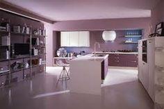 interier design purple white - Google pretraživanje