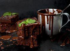 Brownies με Nutella