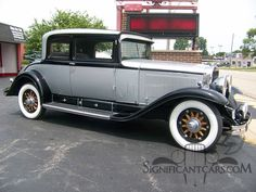 1930 Cadillac 353 Fisher Bodied 5 Passenger Coupe