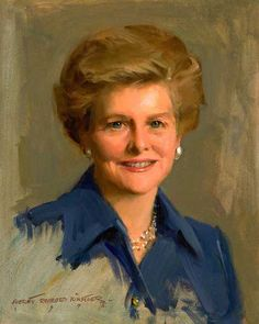 National Portrait Gallery   Face to Face blog: Betty Ford: A ...