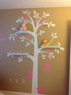 Natalie's nursery tree