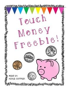 math worksheet : when teaching touch math with money here is a reference strip for  : Touch Math Money Worksheets