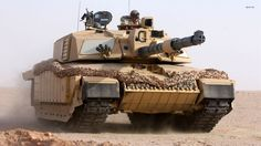"Tanks And Military Vehicles — bmashina: Main battle tank ""Challenger-2"", UK."