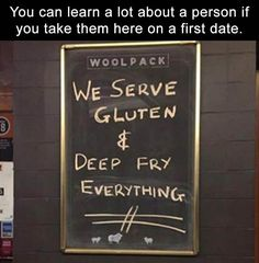 This Restaurants Signs Are So Funny Youd Probably Come Back Just - The internet cant get enough of this texan restaurants hilarious signs