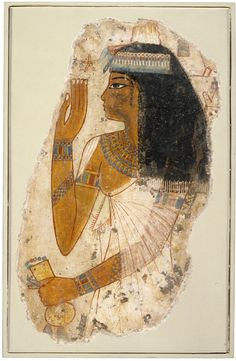 Ancient Egyptian Women, Ancient Egyptian Paintings, Amenhotep Iii, Kemet Egypt, Brooklyn Museum Of Art, Art Ancien, Templer, Egypt Art, Ancient Artifacts