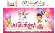 Welcome to 101Birthday.com, a sister concerned company of Skybird Group(www.skybirdgroups.com)  101Birthday.com has skilled & trained personnel committed to ensuring that all of our CLIENTS needs are met by providing customized services.