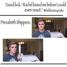 This was so accurate, i cant even! <-- exactly what I was gonna say. But Percabeth always wins :)