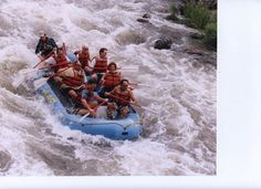 Whitewater rafting on the Colorado River-On my outdoors bucket list