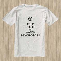 PSYCHO-PASS 13W  #Psycho-pass #anime #tshirt
