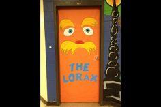 2013 Dr. Seuss door | Teaching-