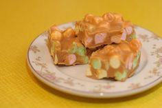 Peanut Butter Marshmallow Squares. Photo by Teri D