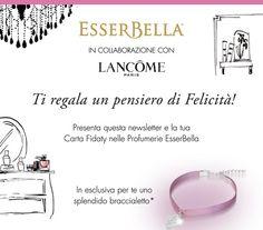 Braccialetto omaggio da Esserbella - http://www.omaggiomania.com/campioni-omaggio/braccialetto-omaggio-esserbella/