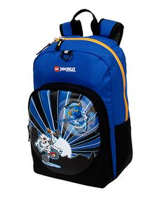 Look what I found on #zulily! LEGO Ninjago Lightning Classic Backpack by LEGO #zulilyfinds