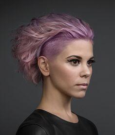 Mob Salons Medium Blonde Hairstyles