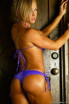 Model butt eason fitness jamie