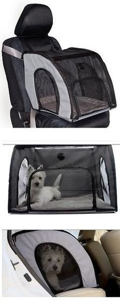 Need help with finding the right size? See our Dog Crate Size Breed Chart. Description The Travel Safety Carrier is the simple way to keep families and pets sa #cattips